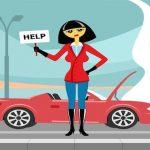auto-donna-con-auto-rotta-chiede-aiuto